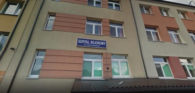 Szpital Rejonowy w Krzepicach wstrzymał przyjęcia