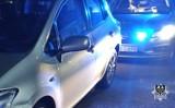 Walim: Uciekał przed policjantami samochodem i na piechotę