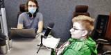 Mali Odkrywcy w nowych rolach nagrywają słuchowisko w Dzień Teatru