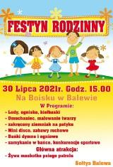 Dziś rodzinny festyn w Balewie - szykuje się dobra zabawa!