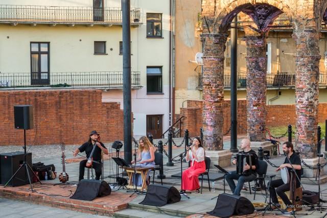 Artystka zaprezentowała koncert Benkenisz – tęsknota