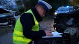 Kolizacja w Lubieszewie.Nietrzeźwy kierowca stracił prawo jazdy