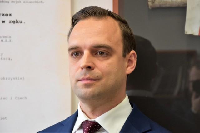 Były lider opolskiego ONR nie kieruje już Instytutem Pamięci Narodowej we Wrocławiu. Tomasz Greniuch zrezygnował