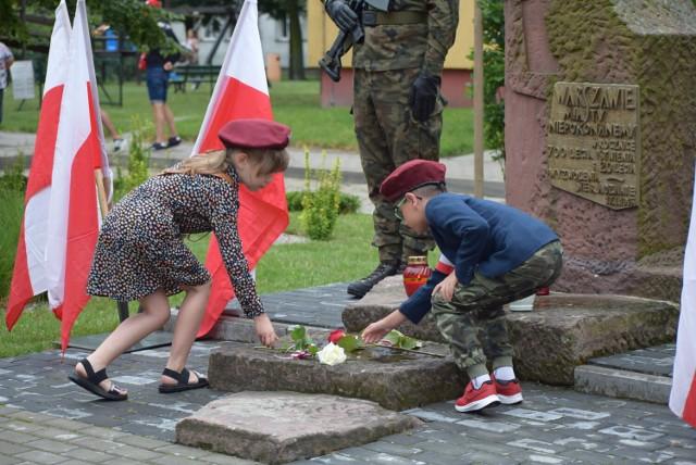 Sieradz pamięta o powstańcach warszawskich