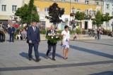 W Grójcu złożono hołd bohaterom Powstania Warszawskiego