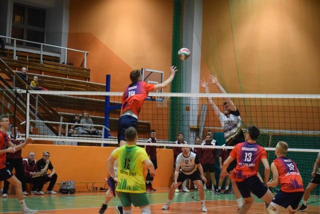 Pięć setów i pierwsza wygrana Tubądzina Volley