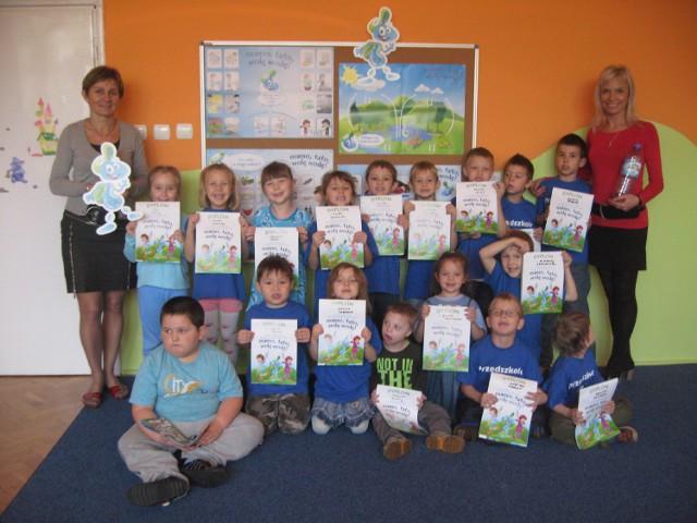 Nagrodzone przedszkolaki z Mysłowic