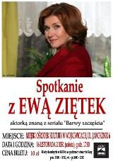 Ewa Ziętek w Wojkowicach