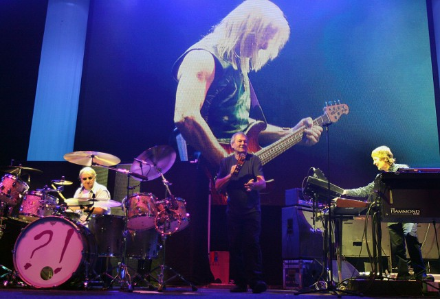 Deep Purple w Łodzi. Koncert w Atlas Arenie