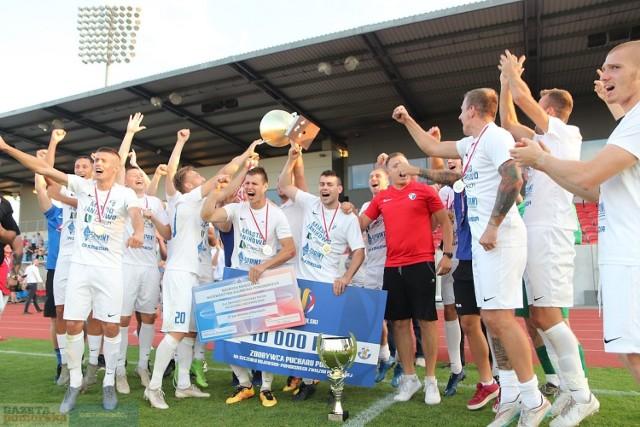 Unia Janikowo, obrońca trofeum, do rozgrywek przystępuje dopiero od fazy 1/8 finału Pucharu Polski