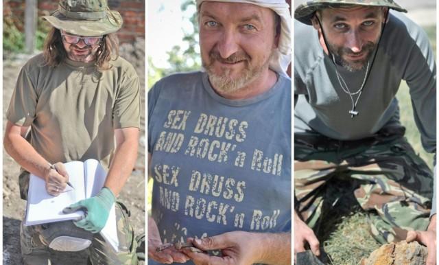 Kości, metalowe okucia, militaria, sporo ciekawych fragmentów ceramiki, to kolejne odkrycia archeologów podczas wykopalisk na zamku krzyżackim w Świeciu