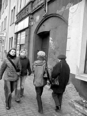 Gros nieprawidłowości dotyczy kamienicy przy ul. Katowickiej 119. Fot:  Sylwester Witkowski