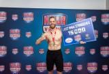 Mistrzostwo! Igor Fojcik z Rybnika wygrał Ninja Warrior Polska