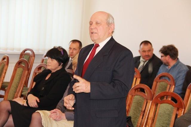 Michał Pater wyjawił, że nie tylko holding z Wrocławia jest zainteresowany przejęciem Powiatowego Zespołu Szpitali