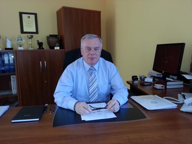 Władysław Sikora - naczelnik Urzędu Skarbowego w Zgorzelcu
