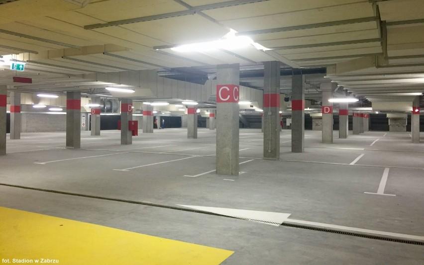 Arena Zabrze: parking, biura i pasaż gotowe. I etap budowy...