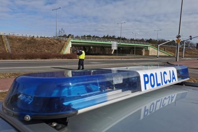 Statystycznie: ponad 70 proc. skontrolowanych w Grudziądzu i powiecie grudziądzkim kierowców jechało zbyt szybko