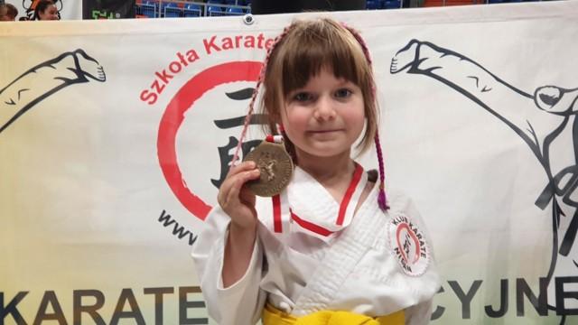 Reprezentanci Klubu Karate Nidan Zielona Góra z powodzeniem startowali w turnieju w Lublinie.