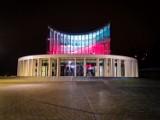Biało-czerwone iluminacje w Gorzowie Wielkopolskim. 11 listopada miasto przybrało narodowe barwy. Zobaczcie!