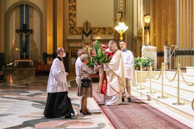 W Licheniu upamiętniono imieniny Maryi