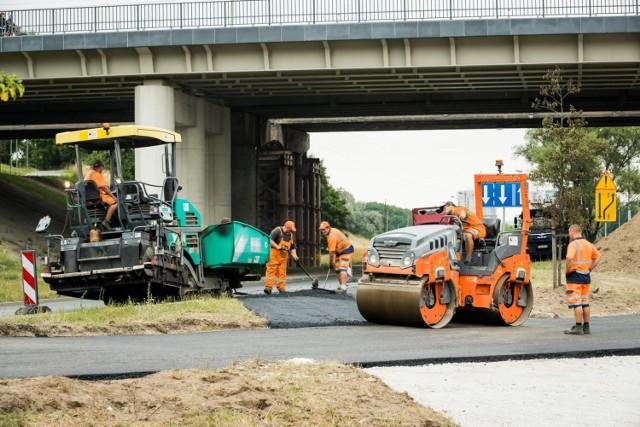 Północny wiadukt w ciągu ul. Wojska Polskiego (nad al. Jana Pawła II) w Bydgoszczy zostanie zburzony. W tym miejscu powstanie nowy.