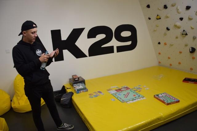 Otwarcie klubu młodzieżowego AK29 w Szczecinku