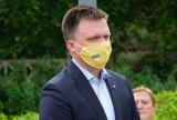 Burmistrz Siedliszcza w ruchu Szymona Hołowni