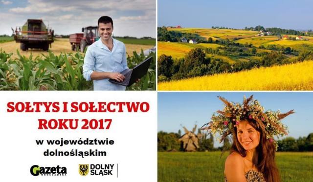 Sołtys i sołectwo roku 2017! Drugi etap  rozpoczęty!