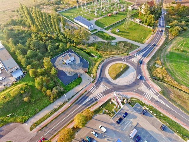 Budowa obwodnicy Kluczborka trwała kilkanaście lat i pochłonęła w sumie 60 milionów zł.