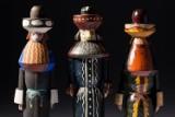 Krakowianki, górale i czaple. Stulenie zabawki, które projektowali artyści [ZDJĘCIA]