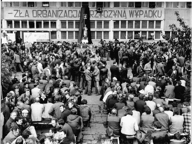 Porozumienia Jastrzębskie podpisano 3 września 1980 roku.