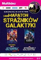 Wygraj bilety na Nocny Maraton Filmowy! ENEMEF: Minimaraton Strażników Galaktyki [ROZWIĄZANY]