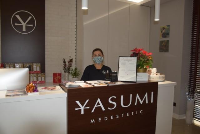 Marzena Pietrzycka z Yasumi Medestetic doradza jak dbać o ciało w czasie pandemii