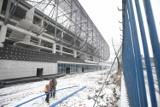 Budowa stadionu w Zabrzu. Wciąż nie zakończyła się inwentaryzacja prac