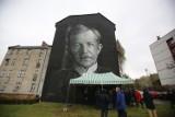 Katowice: Nowy mural w centrum z Wojciechem Korfantym gotowy [ZDJĘCIA + WIDEO]