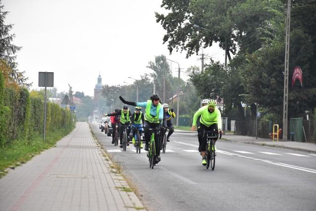 Ultramaraton rowerowy Hołd dla Ani.