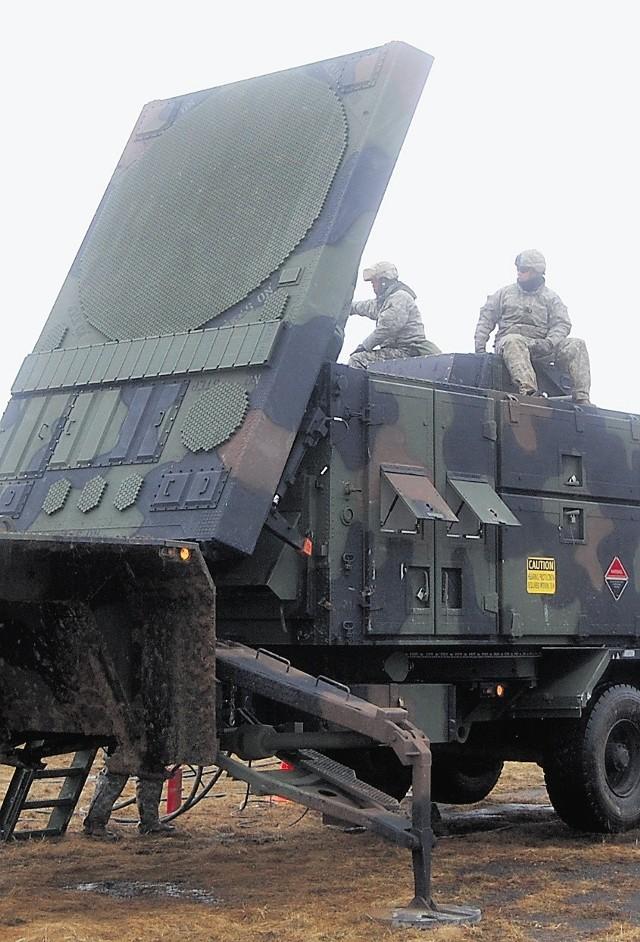 Żołnierze USA szkolą Polaków do obsługi rakiet Patriot