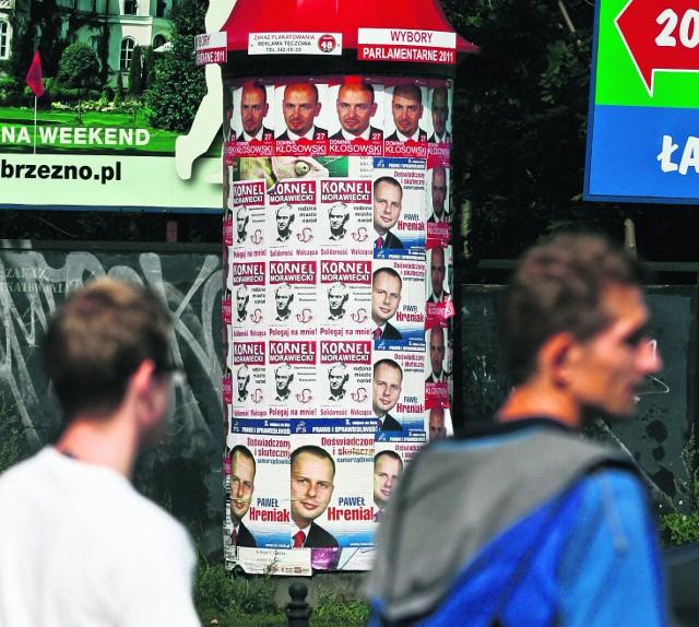 Do parlamentu startuje wiele osób rządzących gminami