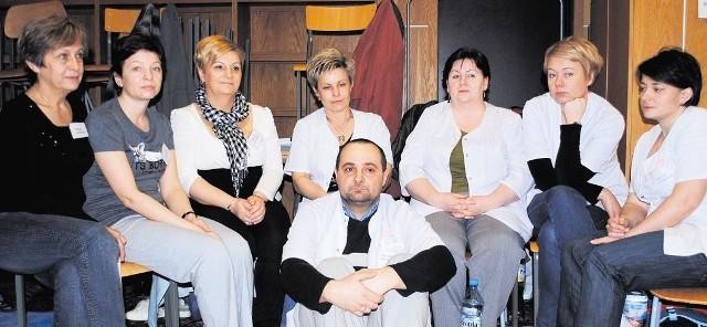 Do strajku głodowego w Koninie przystąpiło na razie dziewięć osób