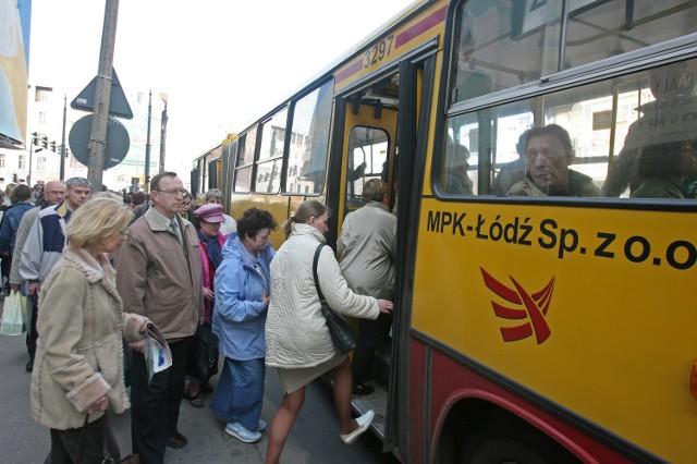 W Nowosolnej boją się pasażerów z Brzezin