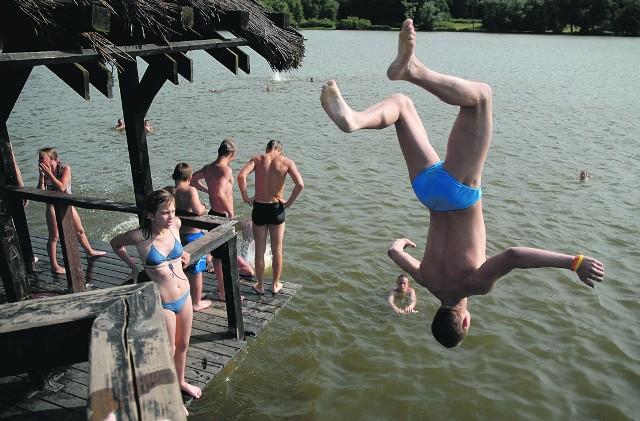 45 tys. turystów co roku spędza urlop w okolicach Wielkich Jezior Mazurskich