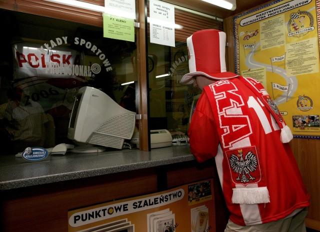 Bukmacherzy wysoko oceniają szanse Polaków na Euro 2012