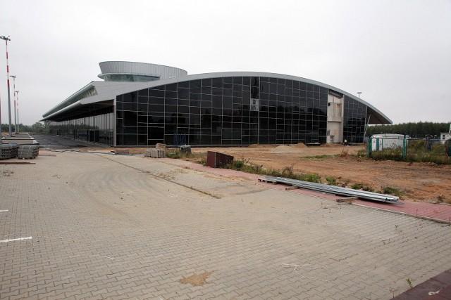 Nowy terminal będzie w stanie obsłużyć od 1,5 do 3 mln pasażerów rocznie