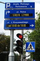 Poznań: Tablice w strefie parkowania zaczną działać we wrześniu