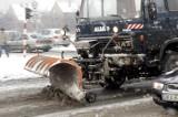 Wrocław: Jak w kwietniu będzie śnieżyć, zabraknie pieniędzy na sprzątanie ulic