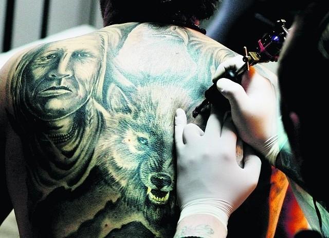 Znają Się Na Malowaniu Ludzkiego Ciała Ich Tatuaże Do