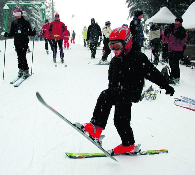 Ośrodek narciarski na Pilsku