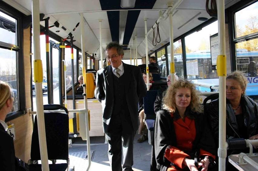 Podróżni mają prawo do funkcjonalnej komunikacji w aglomeracji