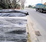Konin: Do utylizacji zostało aż 47 tys. ton azbestu