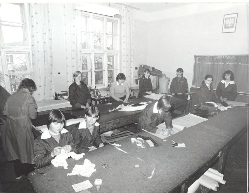 Zajęcia praktyczne, grudzień 1983